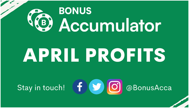 Bonus Accumulator Monthly Member Profits – April 2020